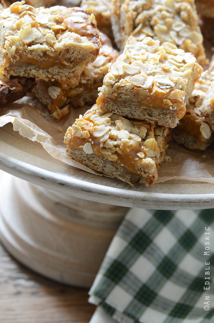 Salted Butterscotch Oat Bars 3