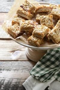 Salted Butterscotch Oat Bars