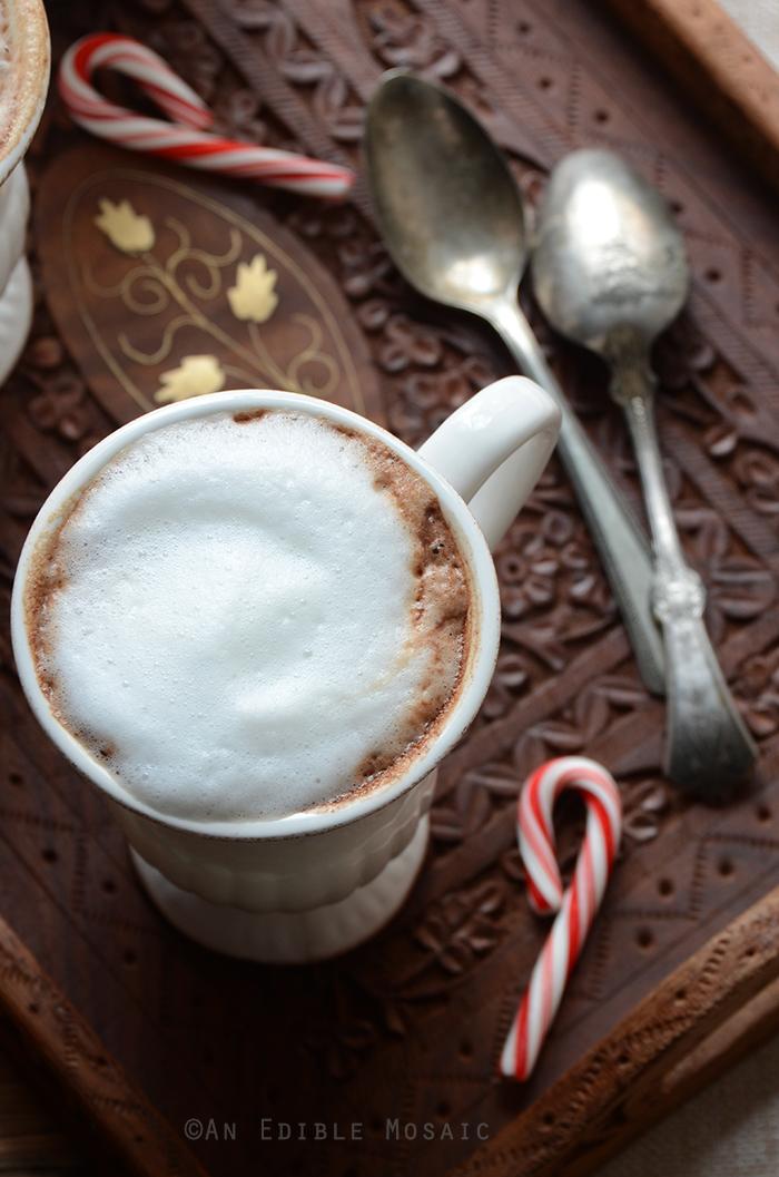 Skinny Vanilla-Peppermint Mocha Lattes 3