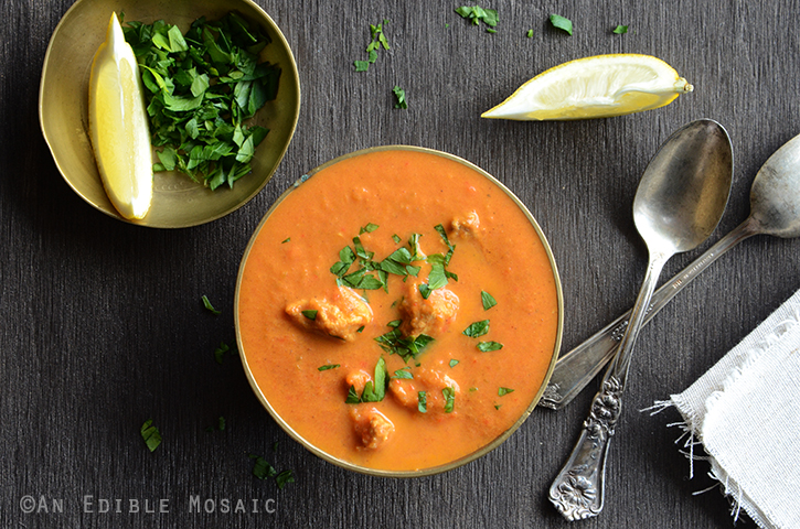 Chicken Tikka Masala Soup 4