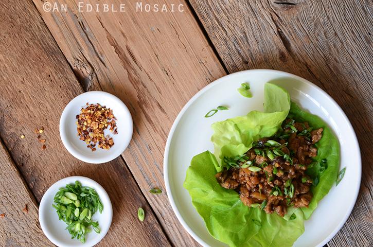 PF Chang's Copycat Chicken Lettuce Wraps 4