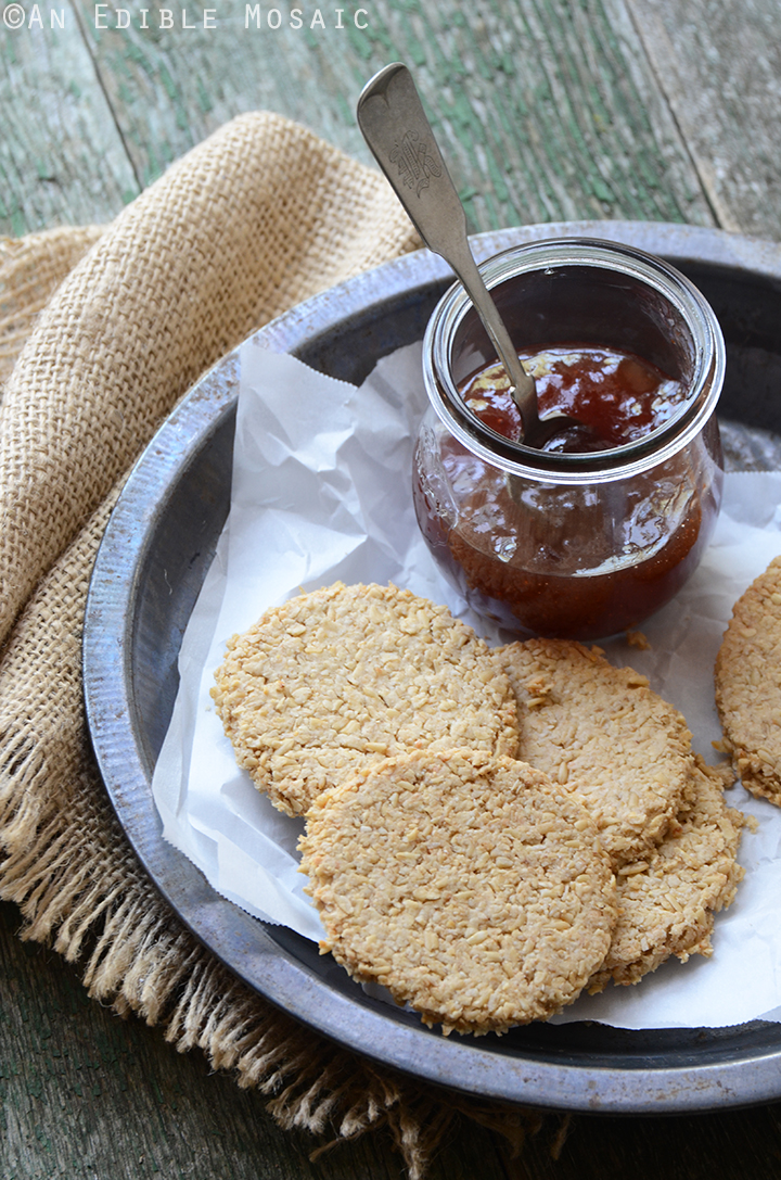 Scottish Oat Cakes {Gluten-Free} 2