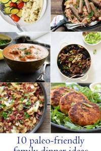 10 Paleo-Friendly Family Dinner Ideas