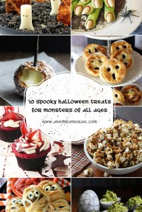 10 Spooky Halloween Treats for Monsters of All Ages