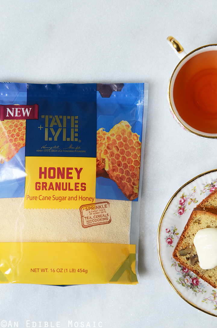 Earl Grey Tea and Honey Pound Cake with Walnuts 4