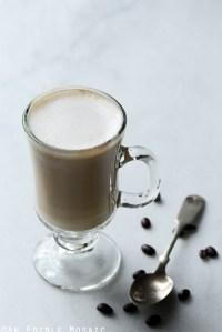 Easy Homemade Vanilla Almond Lattes