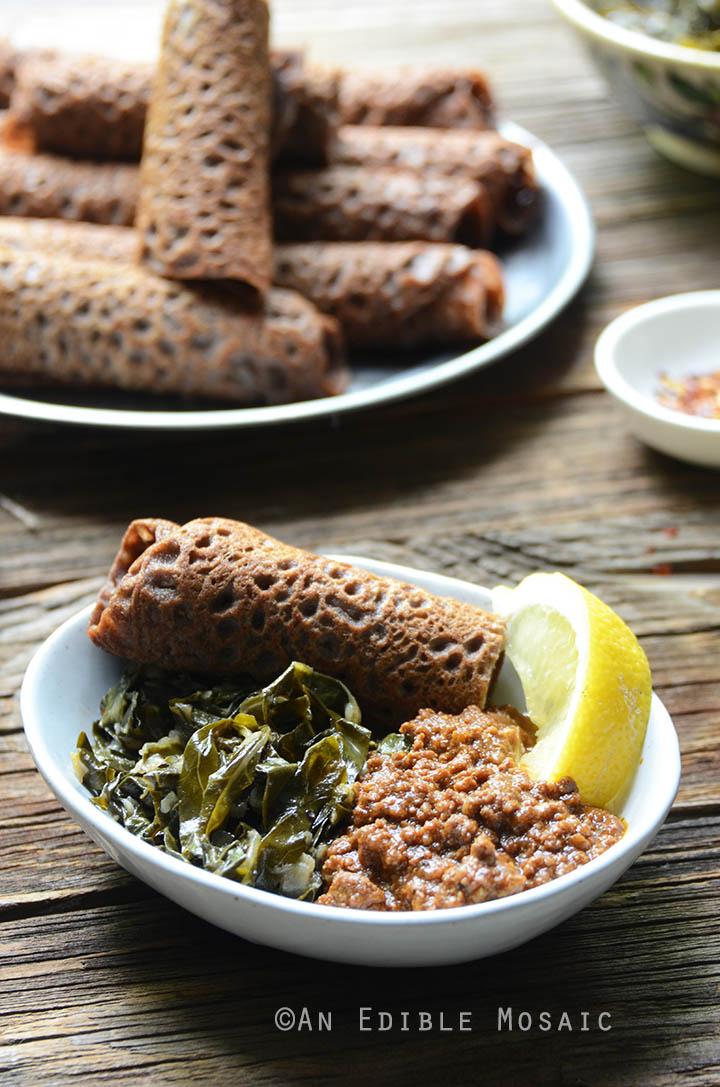 An Ethiopian Feast 2