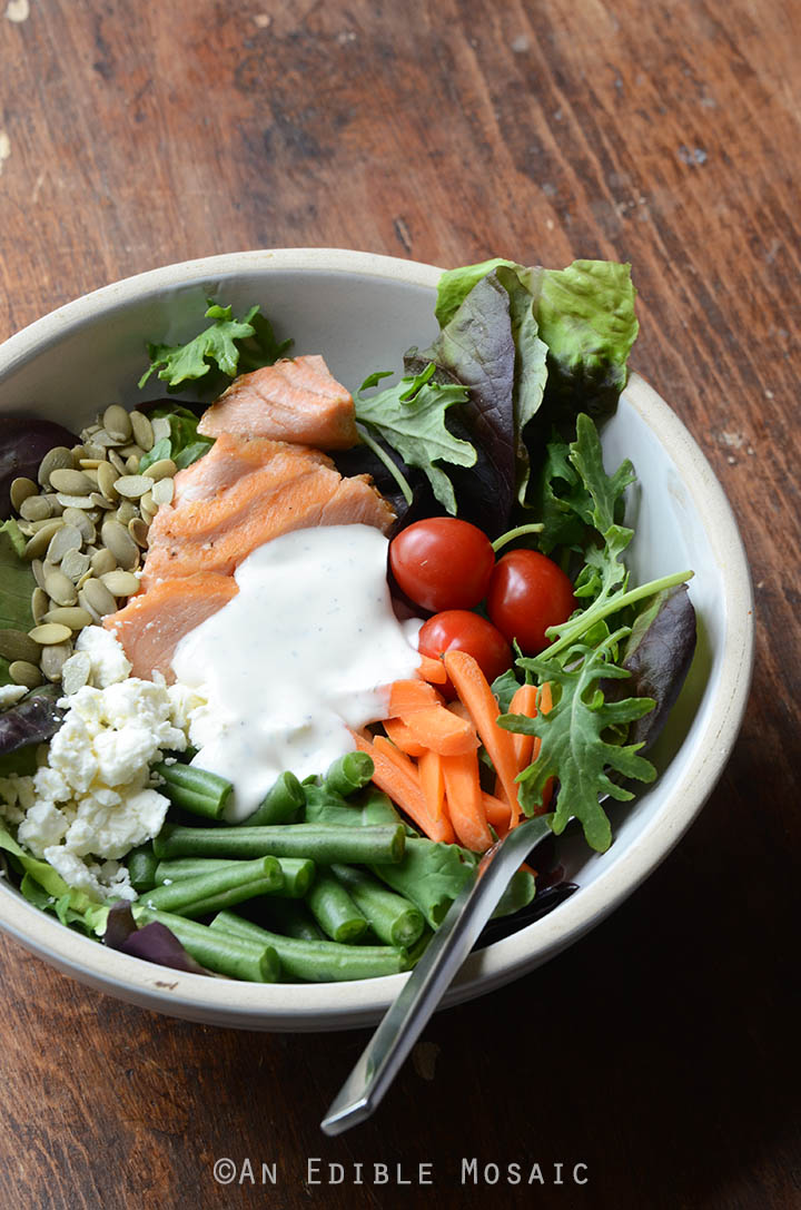 Quick and Easy Low-Carb Ranch Dressing 2
