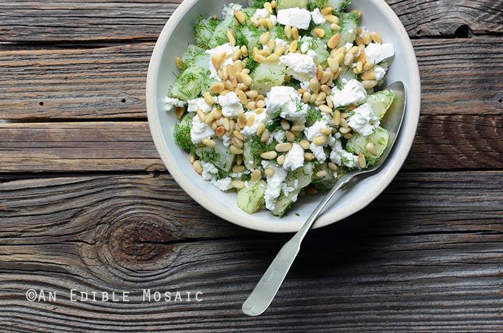 Spanakopita Potato Salad 3