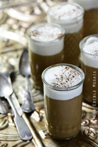 Butterbeer Pudding {Inspired by Harry Potter}