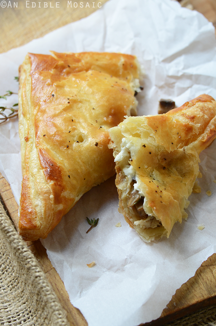 easy-leftover-turkey-mushroom-and-brie-puff-pastries