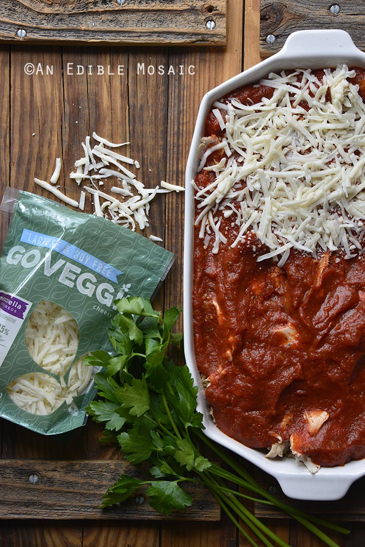 casserole-and-mozzarella-shreds