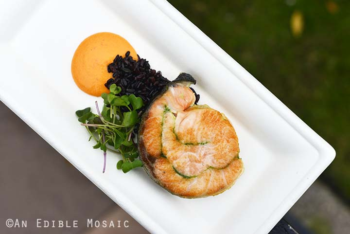 Salmon Roulade