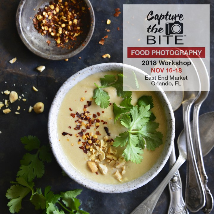 Capture the Bite Food Photography Panang Curry Soup Picture