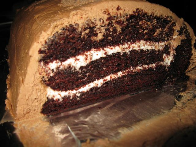 Vegan Chocolate Cake With Vegan Buttercream Frosting A K A The