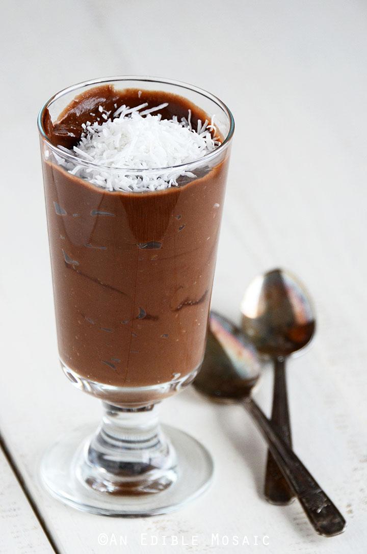 how to make avocado chocolate pudding