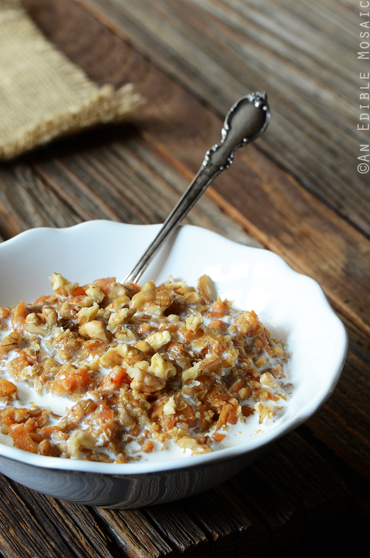 Vegan Carrot Cake Recipe Almond Milk