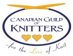 Canadian Guild of  Knitters Logo