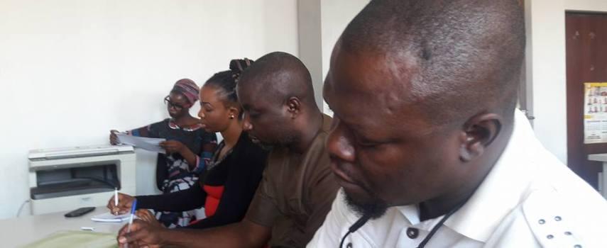ANEEJ ENGAGES MOJ NIGERIA ON UNDP CASAN PROJECT
