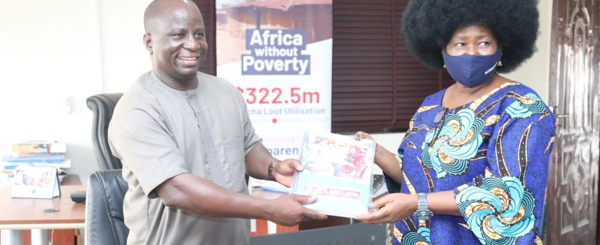 ActionAid Country Director Mulls Greater Collaboration with ANEEJ