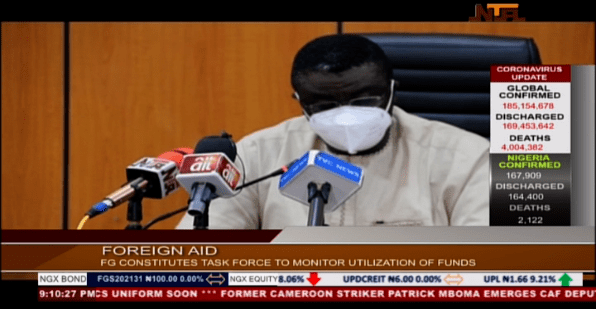 FG Sets Up Task Force on Aid and Development Effectiveness