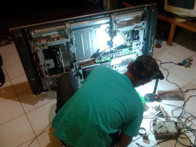 Jasa Service TV Di Pondok Gede Bekasi