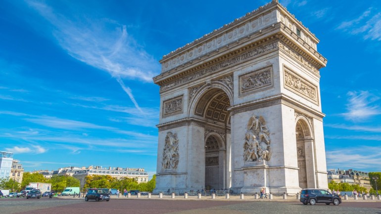 Paket tour eropa barat Paris 2