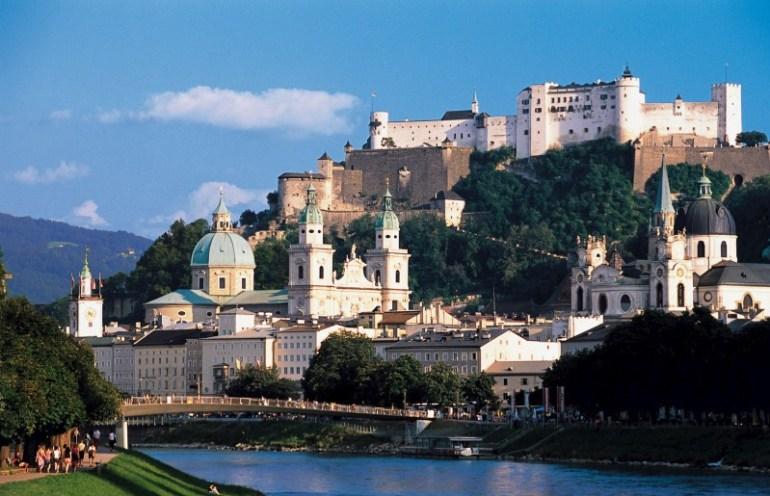 Salzburg - Vienna 2