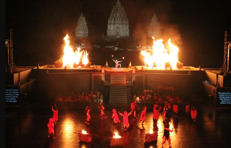 Wisata Yogyakarta Ballet Ramayana