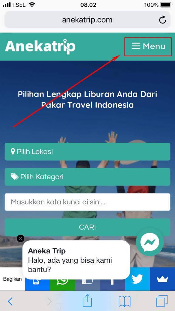Buat Listing Mobile 1