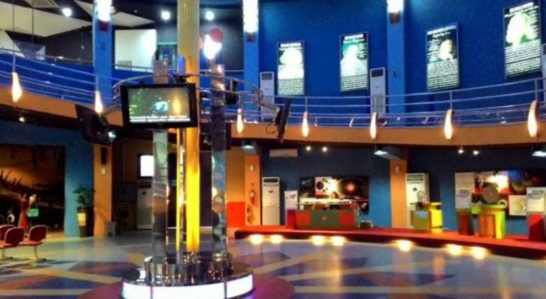 Science theater