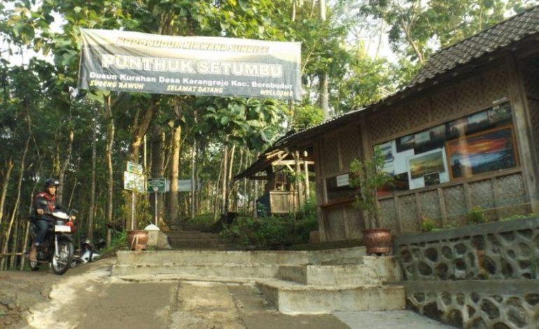 Borobudur nirwana sunrise