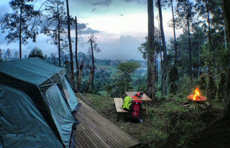 Camping ground Dusun Bambu Lembang