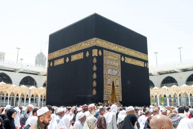 Ka'bah di Mekkah