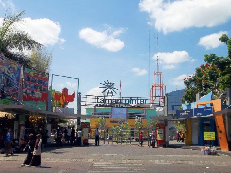Taman Pintar Jogja
