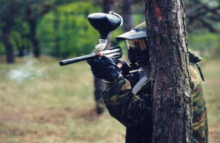 Paintball di Grafika Cikole