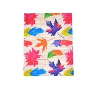 Multicolor Printed Vegan Diary