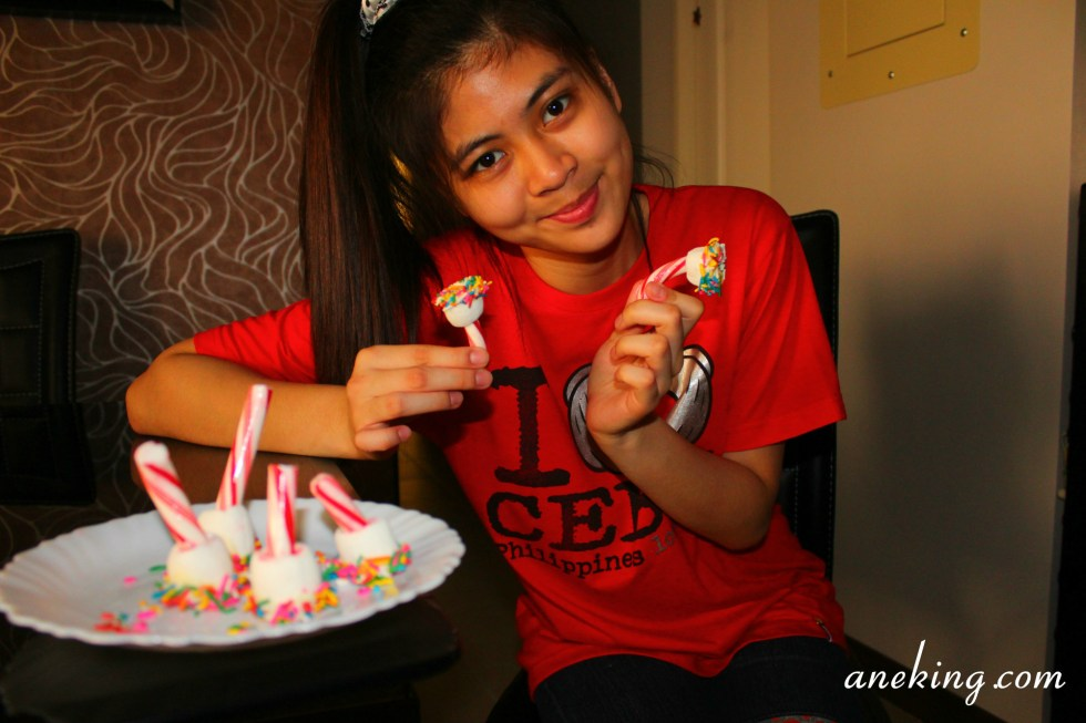 How To Make Christmas Chubby Bunny Canes
