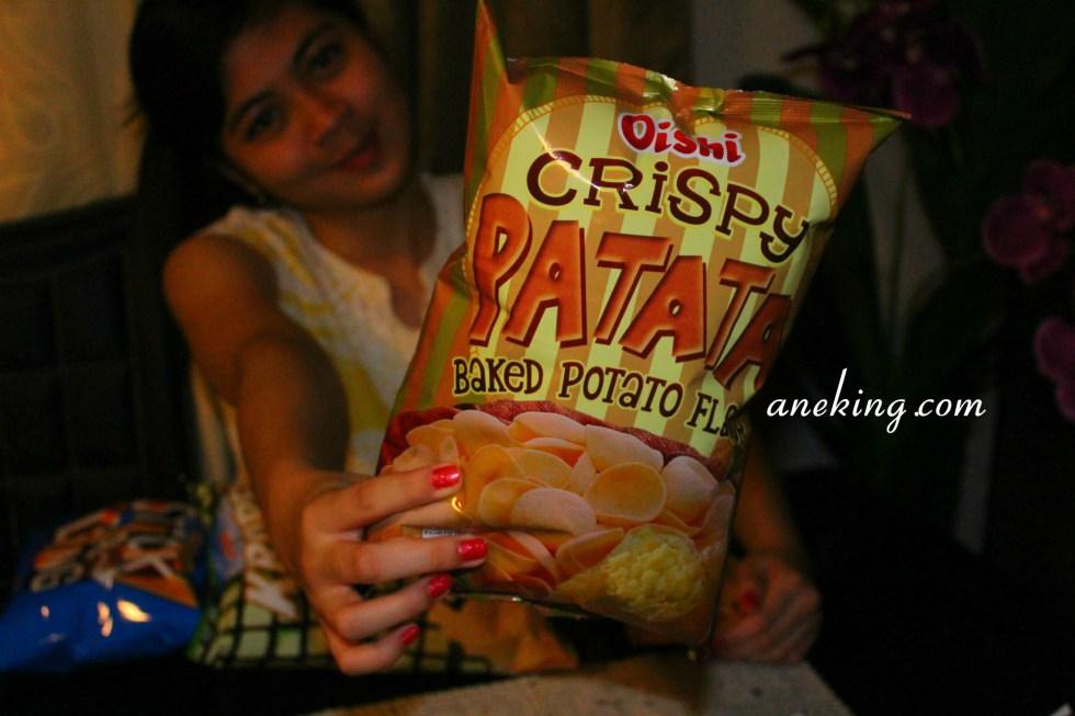 Crispy Patata