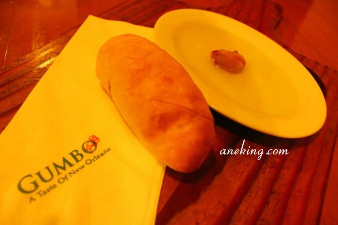 Gumbo Bread