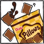 Pillows-choco