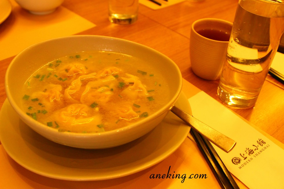 Wonton Soup