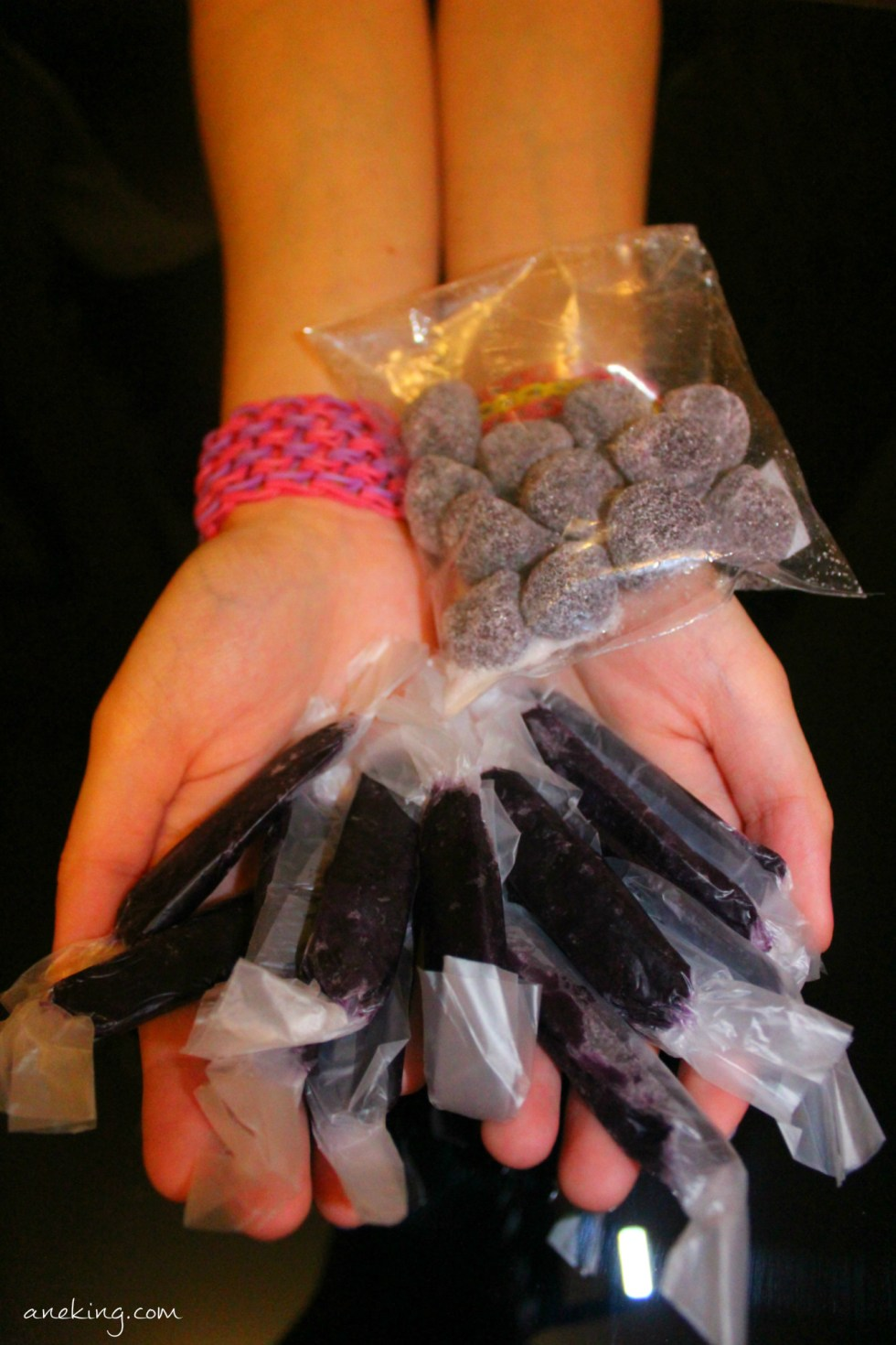 ube candy