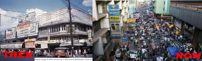 Carriedo Then and Now