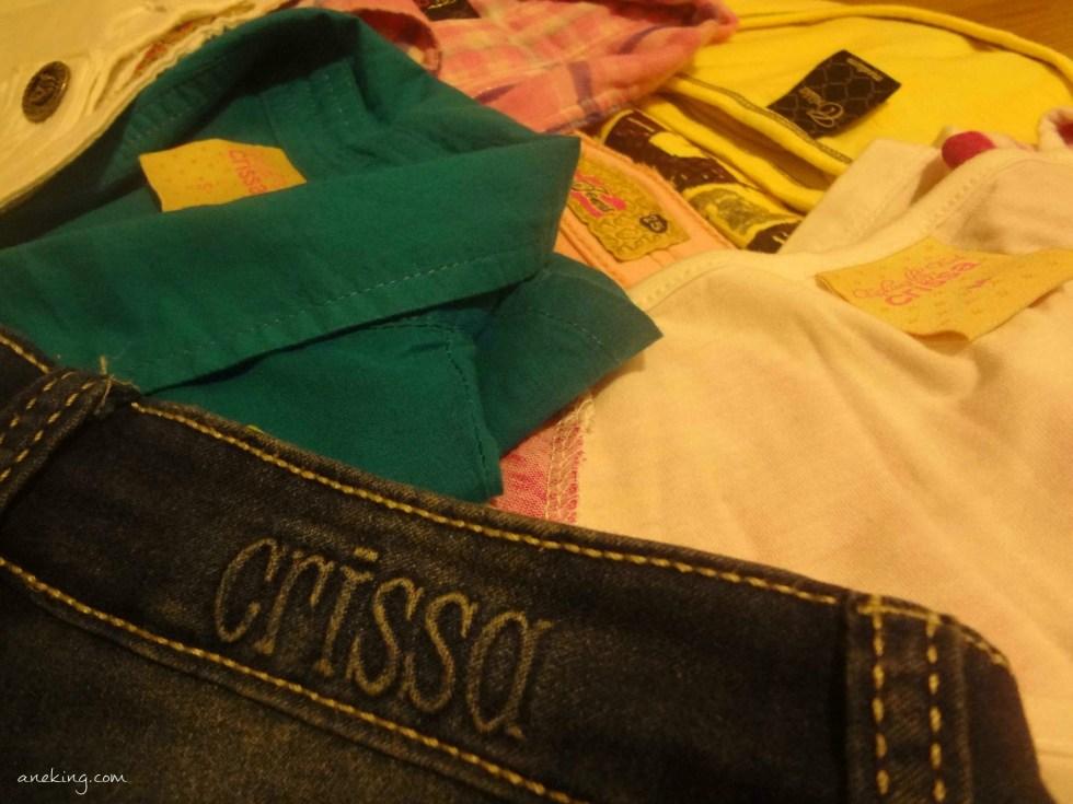 Crissa Campus Crush Wannabe
