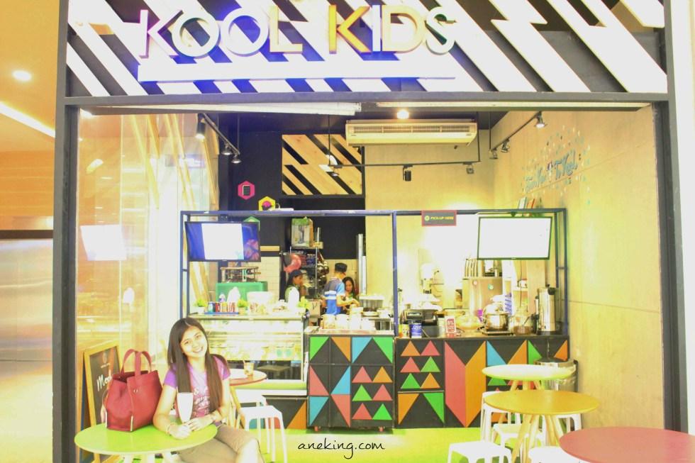 Liquid Nitrogen Ice Cream From Kool Kids
