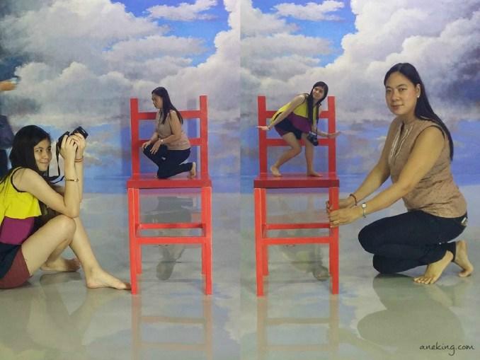 chair in Art in Island
