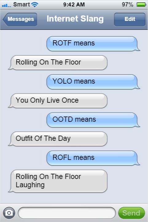 internet slang 5