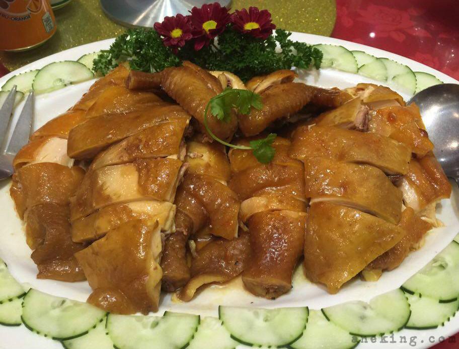 Soyed Chicken