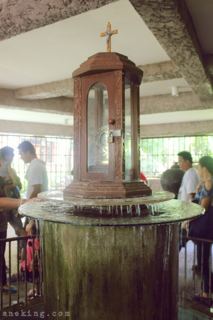 National Shrine of St Padre Pio Chapel of living water